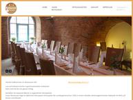 Website von Kik Ihr Restaurant im Klenzepark