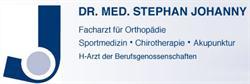 Johanny Stephan Dr.med. Facharzt F. Orthop. Sportmed. Chiroth. Akupunktur(Tcm)