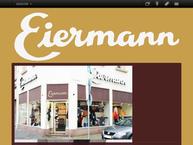 Website von Eiermann Berufskleidung