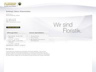 Website von flowercrew
