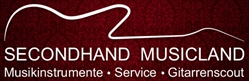 Secondhand Musicland Gerlach Musikinstrumente