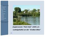 Website von Petri Heil