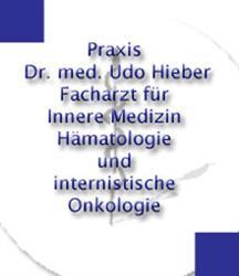 Hieber Udo Dr.med. Internist, Hämatologe, Onkologe