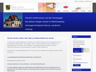 Website von Holger Leukel Notar