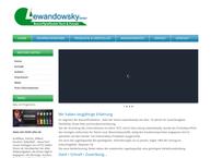 Website von Lewandowsky GmbH