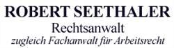 Robert Seethaler Rechtsanwalt