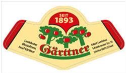 Josef Gärttner, Landshuter Obstkelterei GmbH