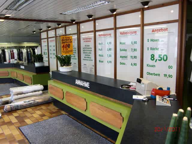 Textilreinigung Schmidtberg