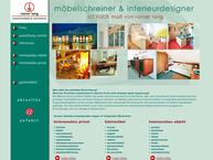 Website von Rainer Lang, Innenarchitekt + Schreinerei