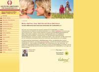Website von Fachklinik Haus Ursee