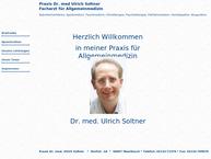 Website von Dr.med. Ulrich Soltner