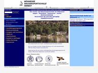 Website von See-Café Körbecke Seeterrasse Freizeitpark