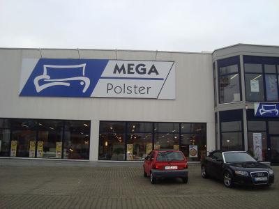 Mega Polster Gmbh Möbel Einzelhandel In Mülheim Kärlich