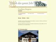 Website von Bergwirt