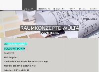 Website von Wülta