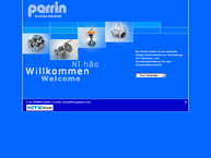 Website von Perrin Kugelhähne