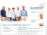 Website von Dr. Med. Ingrid Gralle