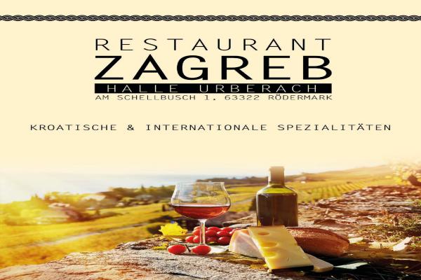 Zagreb Gaststatten Restaurants In Rodermark Urberach Offnungszeiten