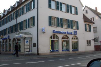 deutsche bank in der nähe