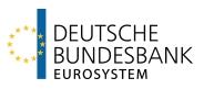 Landeszentralbank im Freistaat Sachsen und in Thüringen Hauptst. Chemnitz der Deutschen Bundesbank