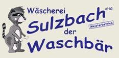 Wäscherei Sulzbach oHG Der Waschbär