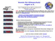 Website von Klimaschutzverein Regen e.V.