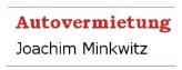 Autovermietung J. Minkwitz