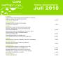 Zeitsprung Café - Cafe Zeitsprung saisonale Speisen Juli 2018