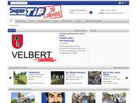Website von Super TiP Wochenpost Verlags- & Werbegesellschaft mbH