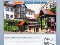 Website von Hirsch Wallduern