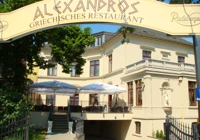Grieche Alexandros