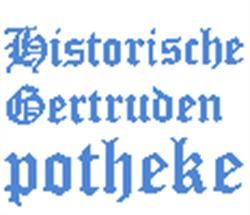 Historische Gertruden-Apotheke Inh. Kerstin Hansen e. K.
