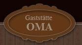 Gaststätte Oma KG
