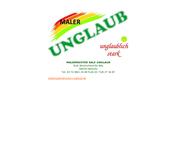 Website von Ralf Unglaub Malermeister