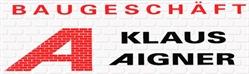 frische Stile anerkannte Marken feinste Auswahl Aigner Klaus Bauunternehmen ▷ Bauträgergesellschaften ...