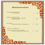 Schlemmer-Caré - Matjeskarte