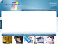 Website von Flierl  Druck KG
