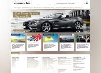 Website von WIESENTHAL & OTT GESELLSCHAFT M.B.H. & CO. K.G.