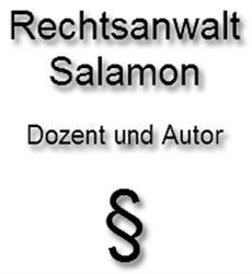 Salamon Michael Rechtsanwalt