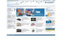 Website von VOLKSBANK NIEDERÖSTERREICH-MITTE REGGENMBH