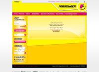 Website von FORSTINGER HANDEL UND SERVICE GMBH
