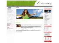 Website von GEMEINDE LICHTENBERG BEI LINZ