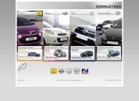 Website von SONNLEITNER GMBH
