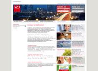 Website von DUSSMANN P GESMBH