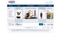 Website von BERUFSFÖRDERUNGSINSTITUT WIEN - ARBEITEN & LERNEN
