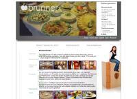 Website von MOSTSCHENKE BRUNNER