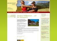 Website von CAMPING MICHEL NHOF INH HANSJÖRG LEITNER