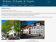 Website von Knies Verena Dr. Rechtsanwältin (Pan)