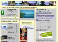 Website von REISEBÜRO UND INFORMATIONSBÜRO - EINZELFIRMA