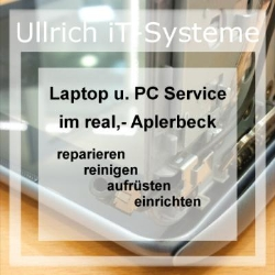 Ullrich IT-Systeme PC und Laptop Reparatur